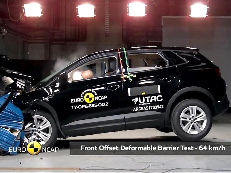 Photo of Öt csillag az Opel Grandland X-nek