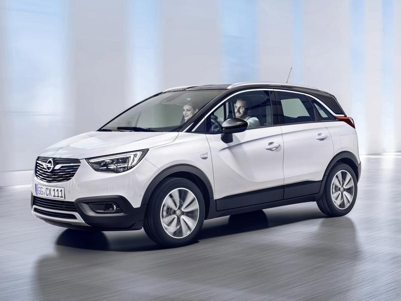 Photo of Bemutatkozott az Opel Crossland X