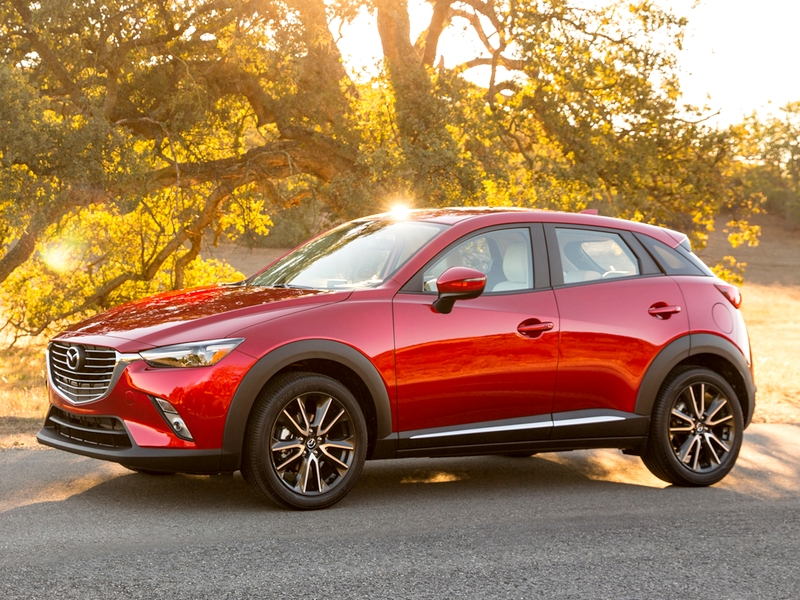 Photo of Mazda CX-3 – formás szabadidőautó