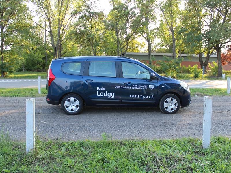 Photo of Dacia Lodgy 1.5 dCi teszt – családbarát batár