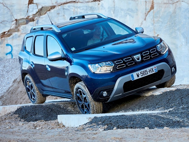 Photo of Terepen a Dacia Duster