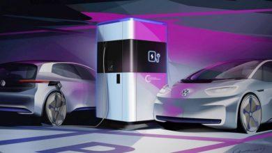 Photo of A Volkswagen bemutatja mobil elektromos töltőállomás rendszerét