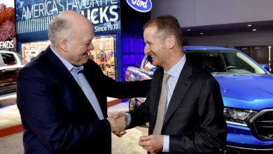 Photo of Globális szövetségre lép a Volkswagen AG és a Ford Motor Company