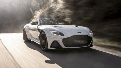 Photo of Aston Martin DBS Superleggera Volante – villámgyors vászontetős