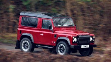 Photo of Land Rover Defender V8