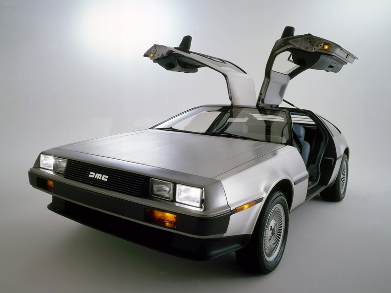 Photo of Vissza a múltba – DeLorean DMC-12
