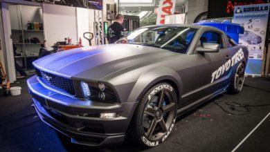 Photo of Egy Mustang lesz az idei AMTS nyereményautója