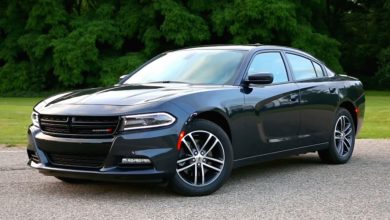 Photo of Dodge Charger SXT – a belépőszint is ütős