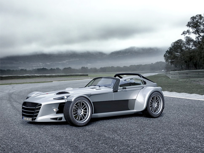 Photo of Donkervoort D8 GTO-RS – nem fapapucs
