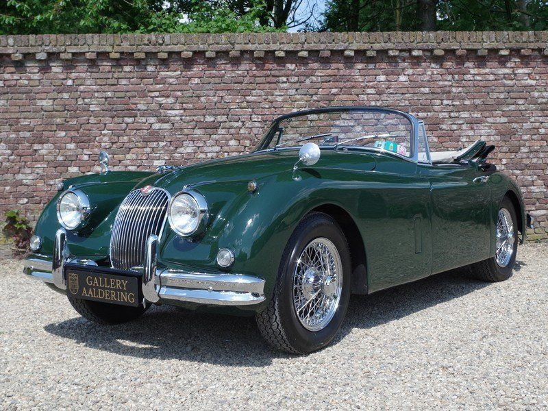 Photo of Jaguar XK150 DHC