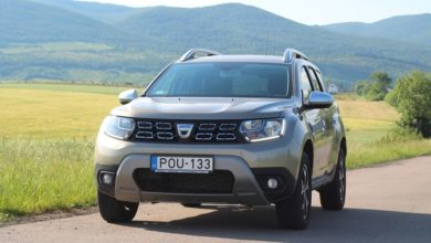 Photo of Dacia Duster teszt a SportVerdában