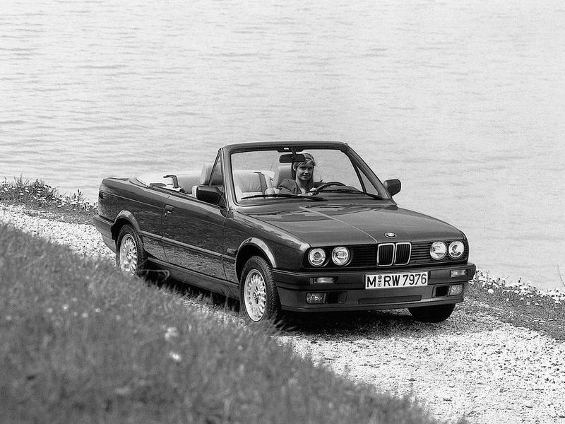 Photo of Retro vasárnap – BMW E30 kabriók