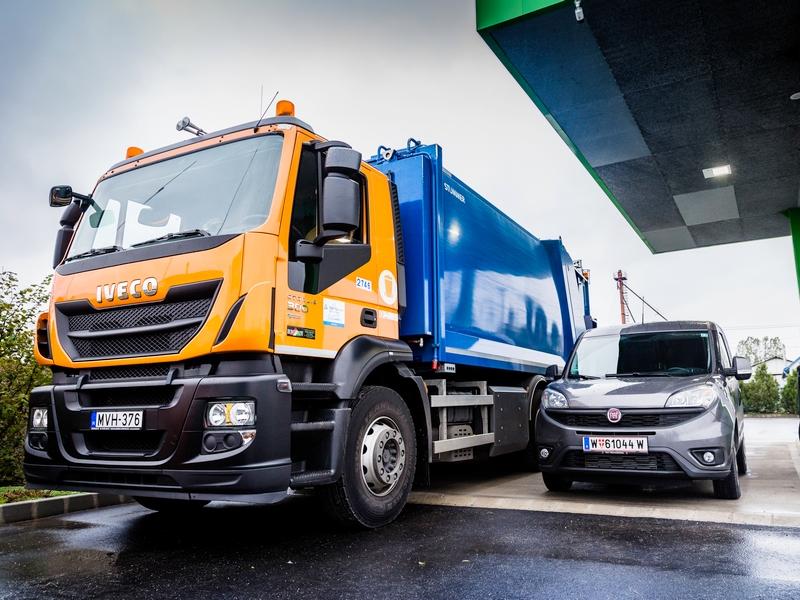 Photo of Megnyílt hazánk első Eco Smart CNG üzemanyagtöltő-állomása