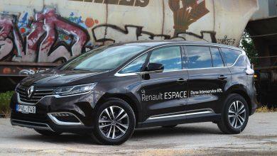 Photo of Renault Espace 1.6 dCi EDC teszt – egy polccal feljebb