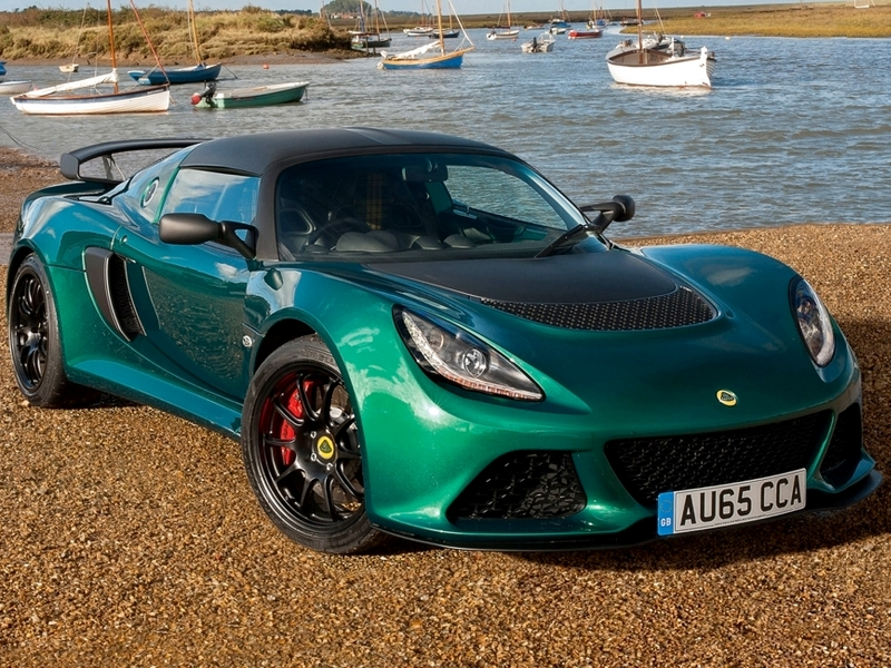 Photo of Lotus Exige Sport 350