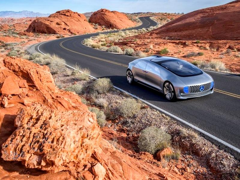 Photo of Újabb jövőautó a Mercedestől – F 015 Luxury in Motion