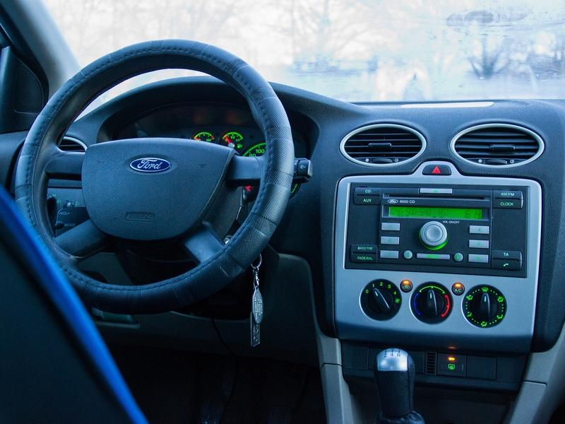 Ford Focus belső