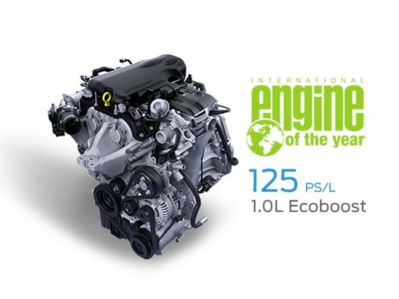 Photo of Év Motorja díj – Ford kategóriagyőzelem