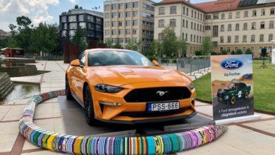 Photo of Hazánkba is megérkezett az új Ford Mustang