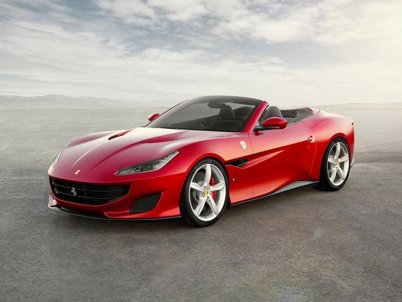 Photo of Bemutatkozott a Ferrari Portofino