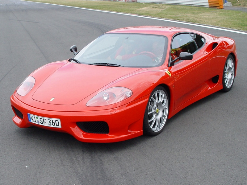 Photo of Ferrari 360 Modena