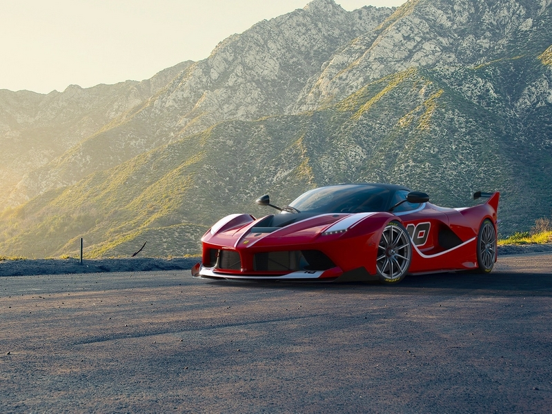 Photo of Ferrari FXX K – hangorkán a pályán