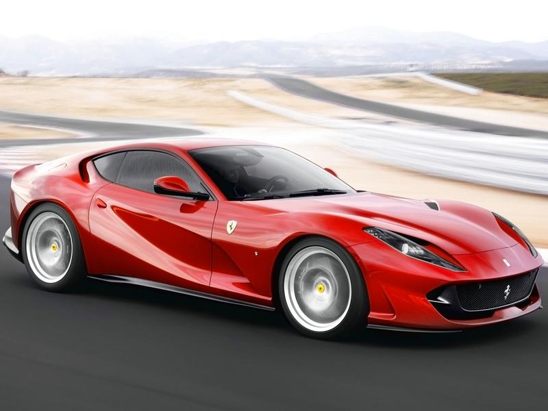 Photo of Ferrari 812 Superfast