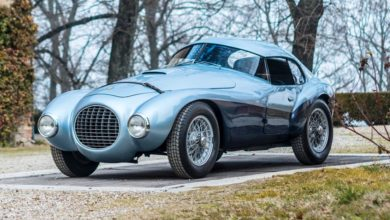"Photo of Ferrari 166 MM/212 Export ""Uovo"""