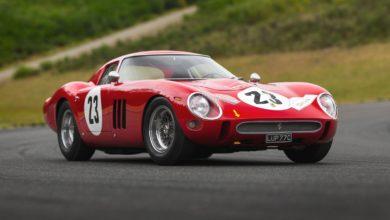 Photo of Ferrari 250 GTO (1962)