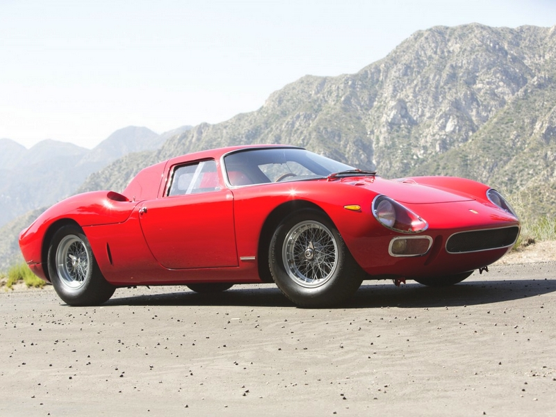Photo of Ferrari 250 LM