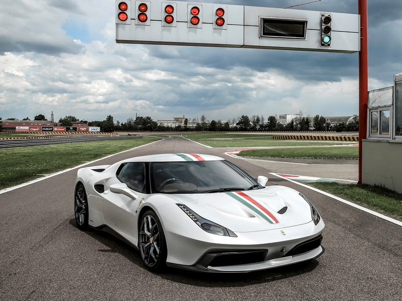 Photo of Ferrari 458MM Speciale