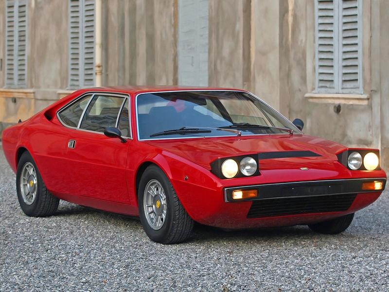 Photo of Ferrari 308 Dino GT4 (1974)