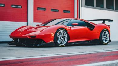 Photo of Ferrari P80/C – egyedi pályagép