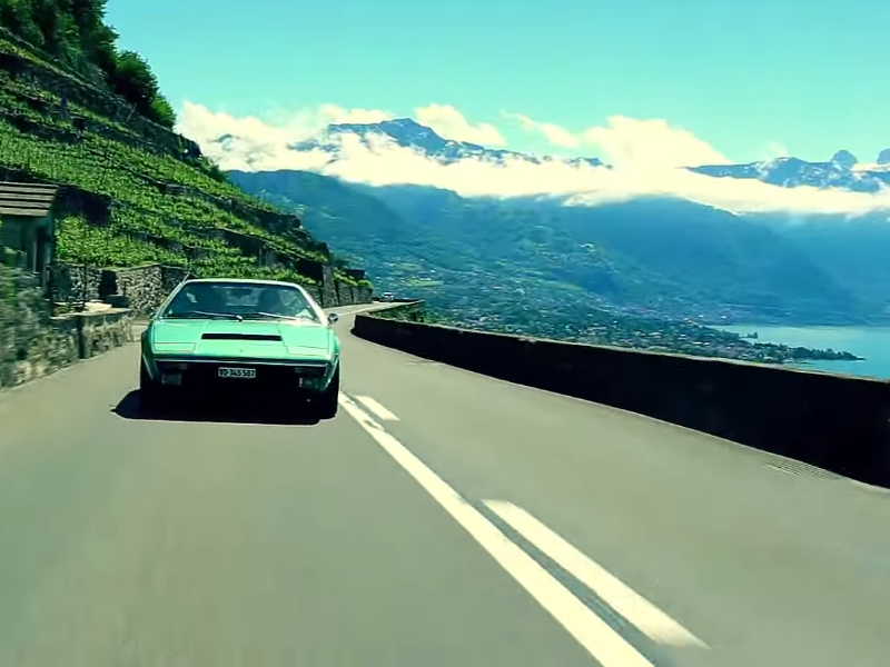 Photo of Ferrari Dino 308GT4