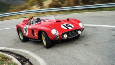 Photo of Ferrari 290 MM (1956)