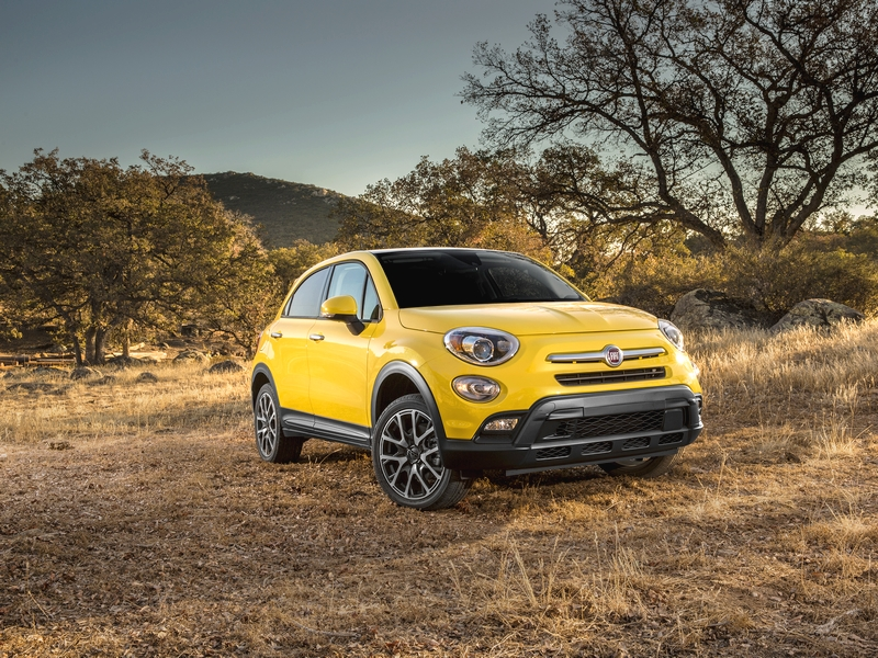 Photo of Fiat 500X teszt