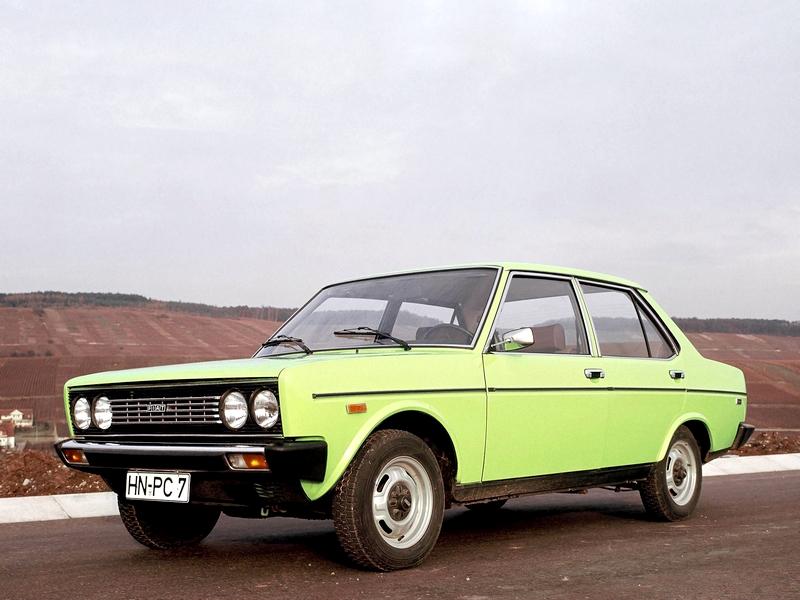 Photo of Fiat 131 – sikeres utód