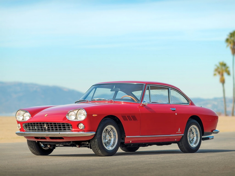 Photo of Ferrari 330 GT (1967)