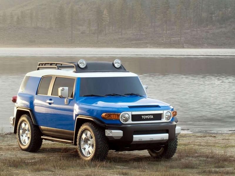 Photo of Toyota FJ Cruiser – búcsúzik a legkomolyabb mókamester