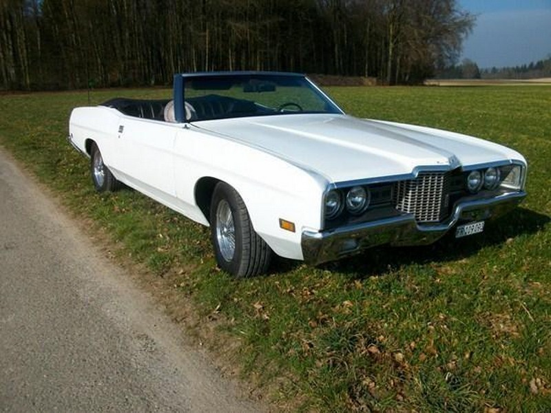 Photo of Ford LTD – a tepsikabrió