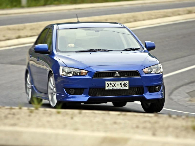 Photo of Mitsubishi Lancer