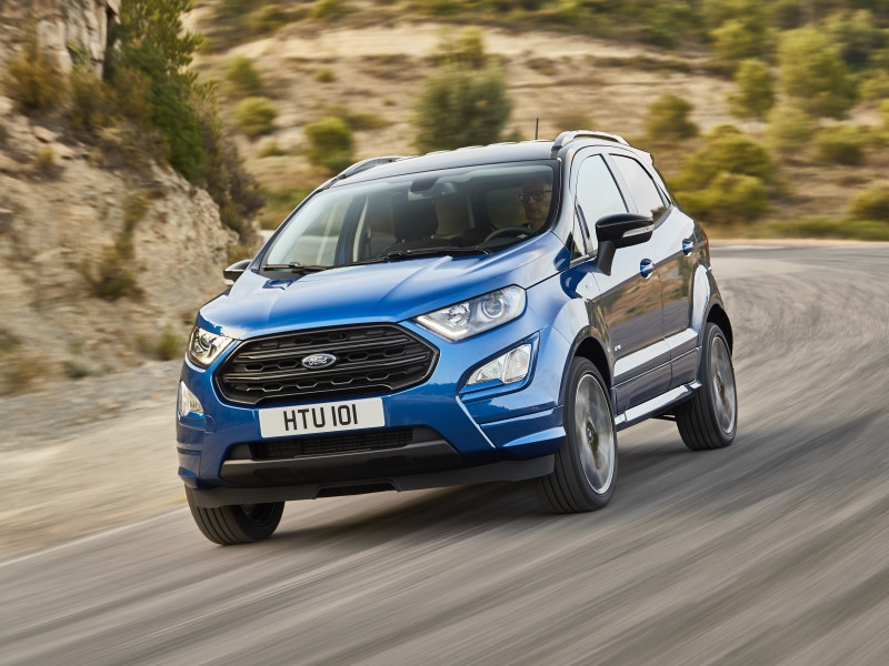 Photo of Megújult a Ford EcoSport