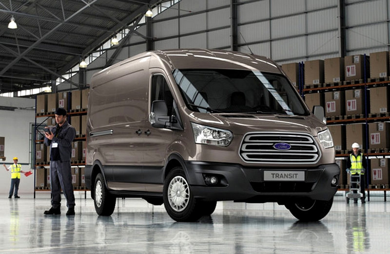 Photo of Ford Transit 2014