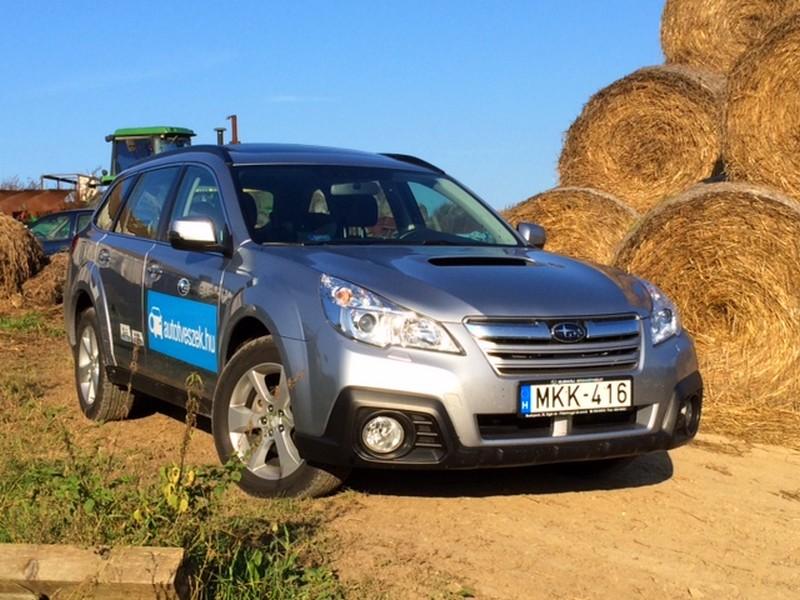 Photo of Csendes óriás – Subaru Outback teszt