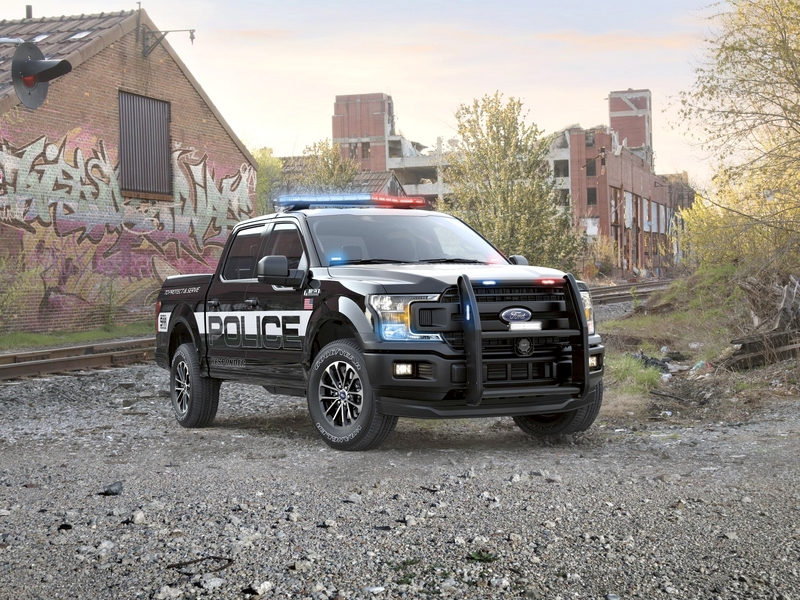 Photo of Ford F-150 Police Responder