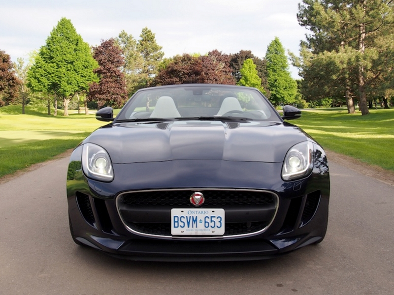 Photo of Jaguar F-Type Convertible