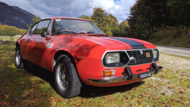 Photo of Lancia Fulvia Sport Zagato 1600 – a nyíl hegye