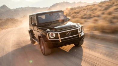 Photo of Mercedes-Benz G550 – luxus terepkocka