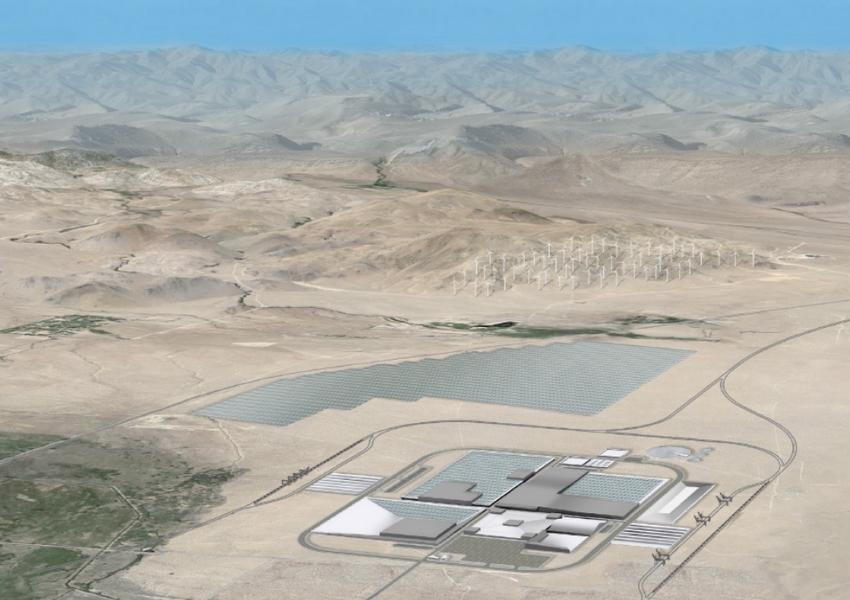Photo of Hatalmas gyárat épít a Tesla
