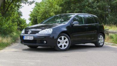 Photo of Volkswagen Golf V videóteszt